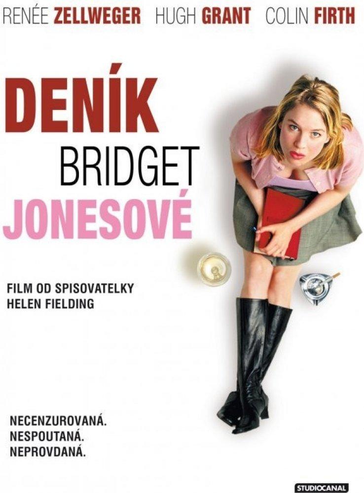 Deník Bridget Jonesové - DVD /plast/