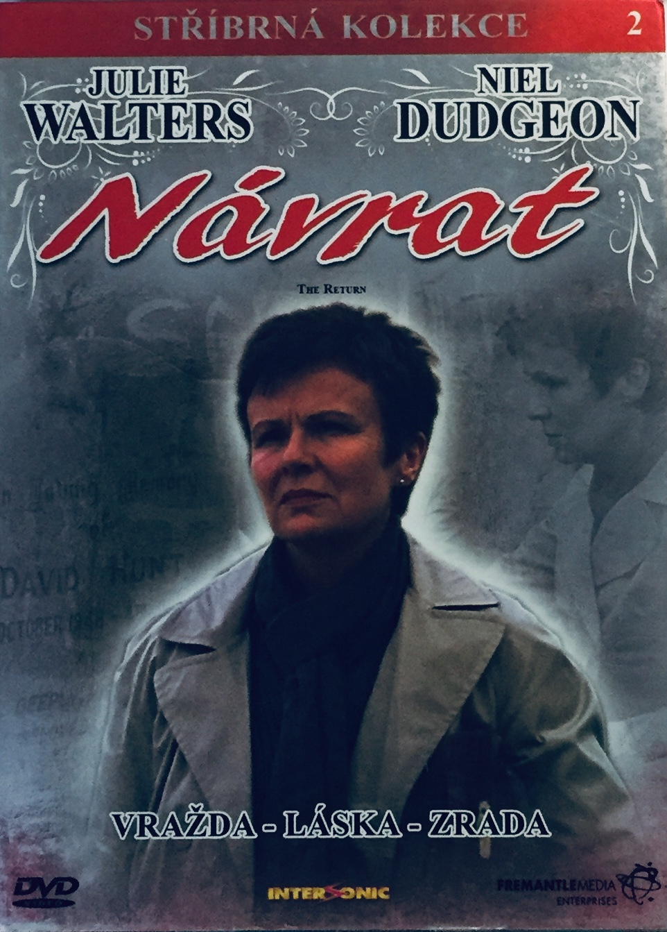 Návrat - Stříbrná kolekce - DVD /digipack/