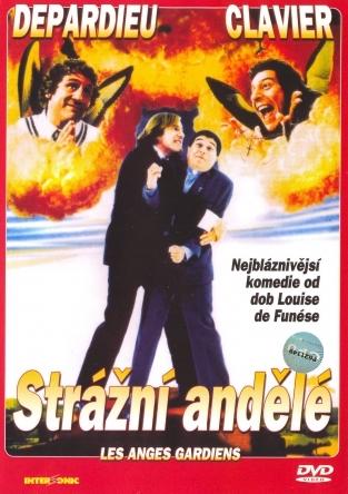 Strážní andělé - DVD /slim/