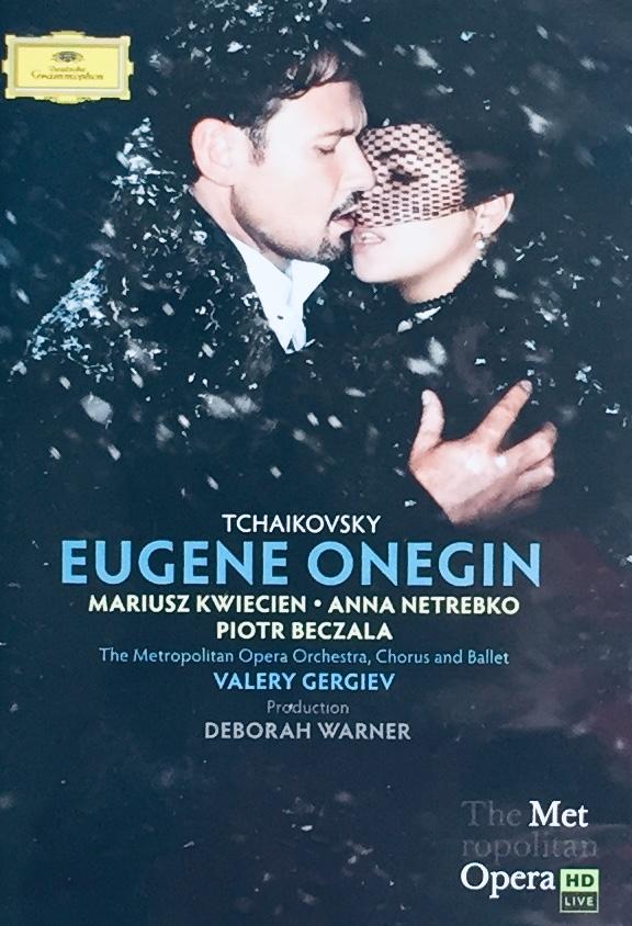 Eugene Onegin - Opera - DVD /plast/