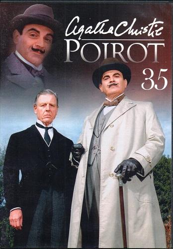 Poirot 35 ( zvuk český ) - DVD