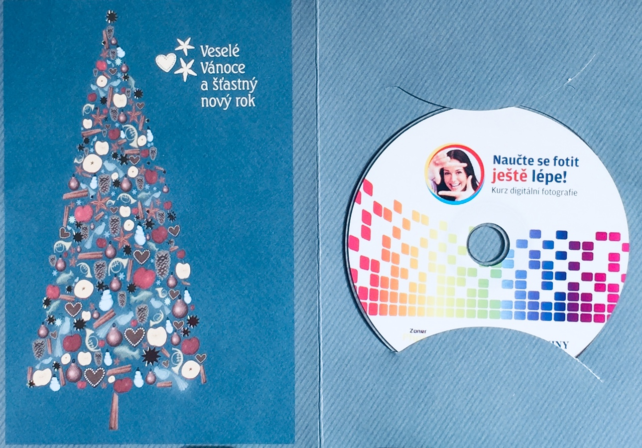 Naučte se fotit ještě lépe - PC CD-ROM /dárkový obal/