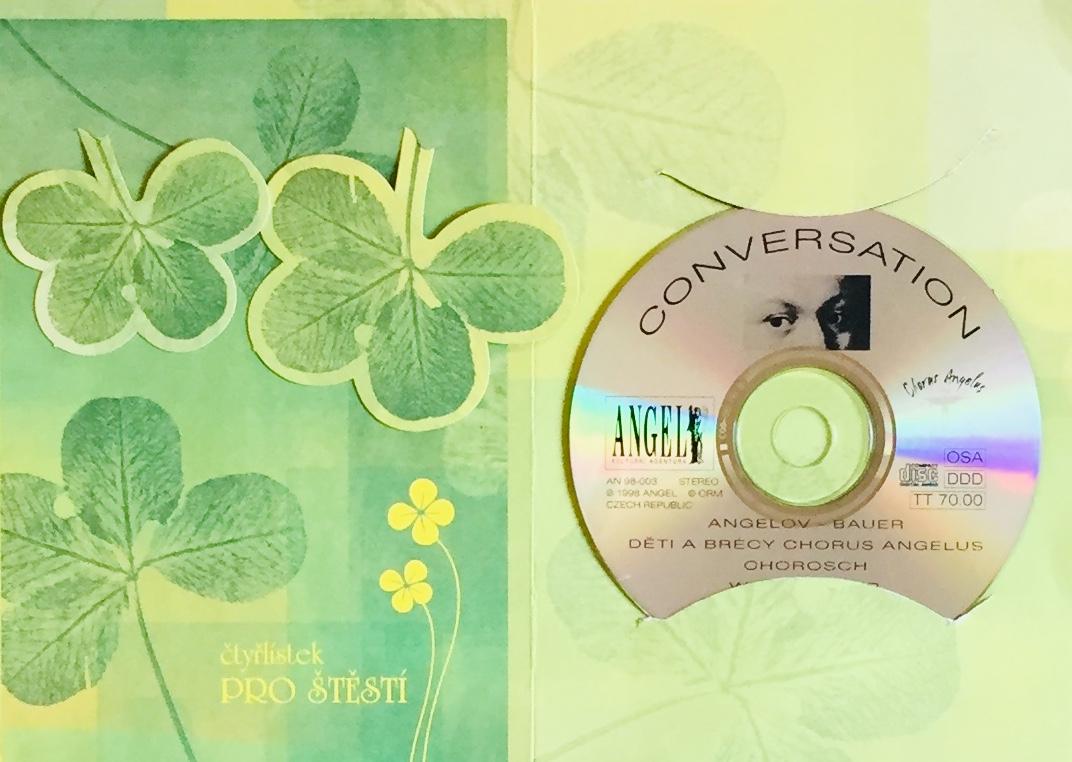 Conversation - CD /dárkový obal/