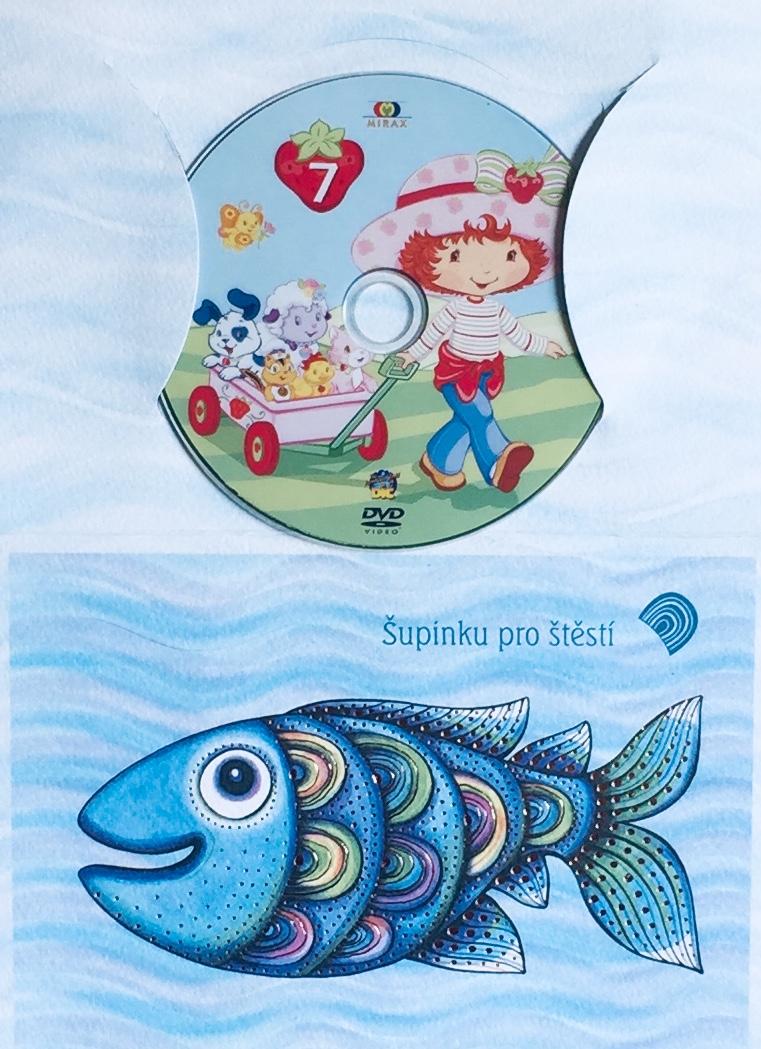 Jahůdka 7 - DVD /dárkový obal/