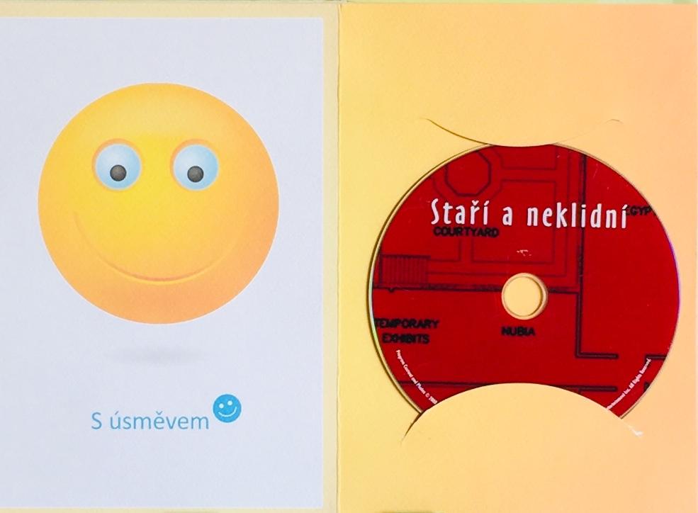 Staří a neklidní - DVD /dárkový obal/
