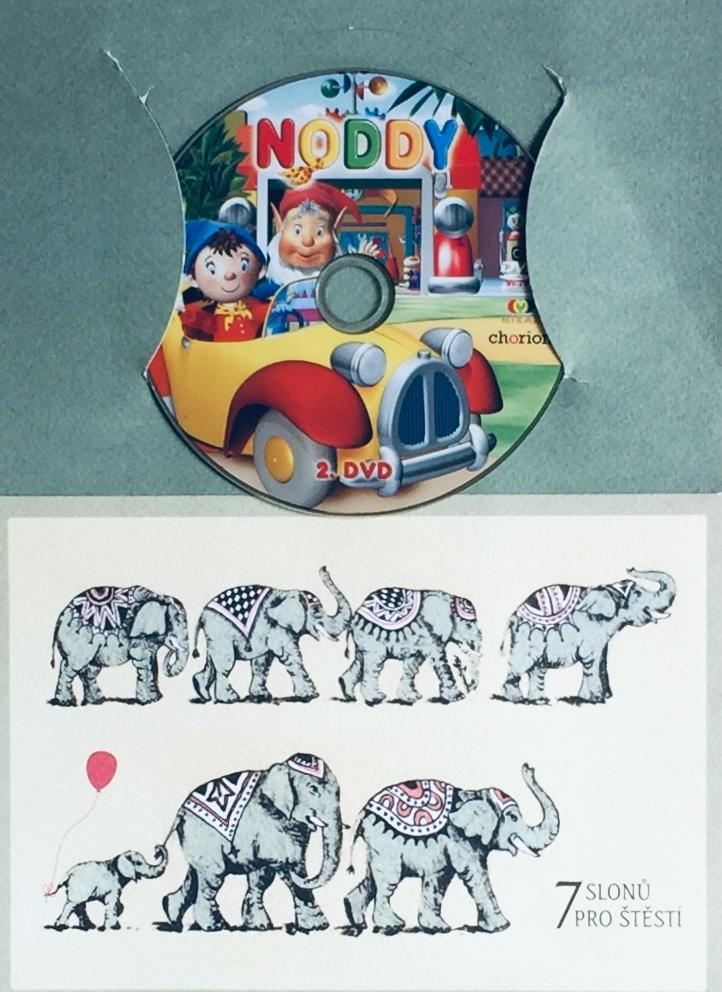 Noddy 2 - DVD /dárkový obal/