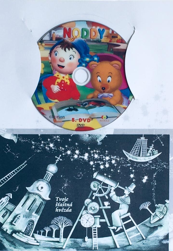 Noddy 5 - DVD /dárkový obal/