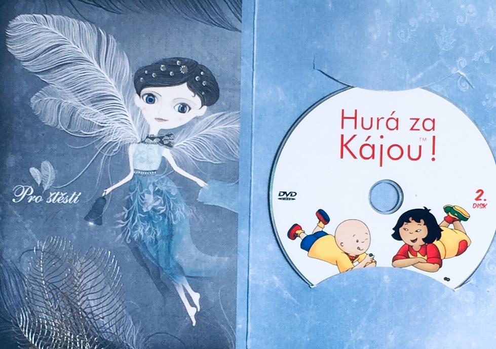 Hurá za Kájou! 2 - DVD /dárkový obal/