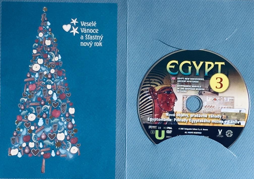Egypt 3 - DVD /dárkový obal/