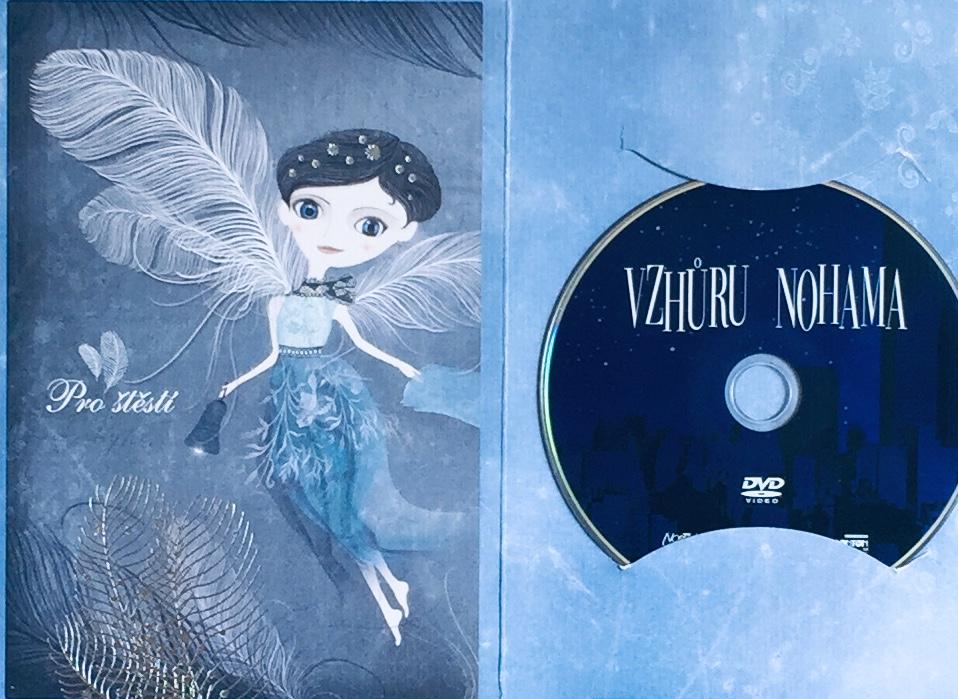 Vzhůru nohama - DVD /dárkový obal/