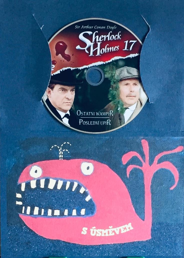 Sherlock Holmes 17 - Poslední upír - DVD /dárkový obal/