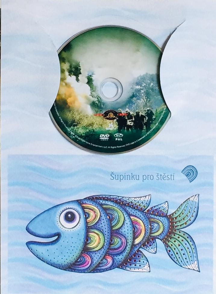 Platoon / Četa - DVD /dárkový obal/