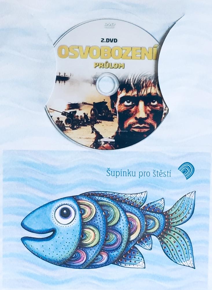 Osvobození 2 - Průlom - DVD /dárkový obal/