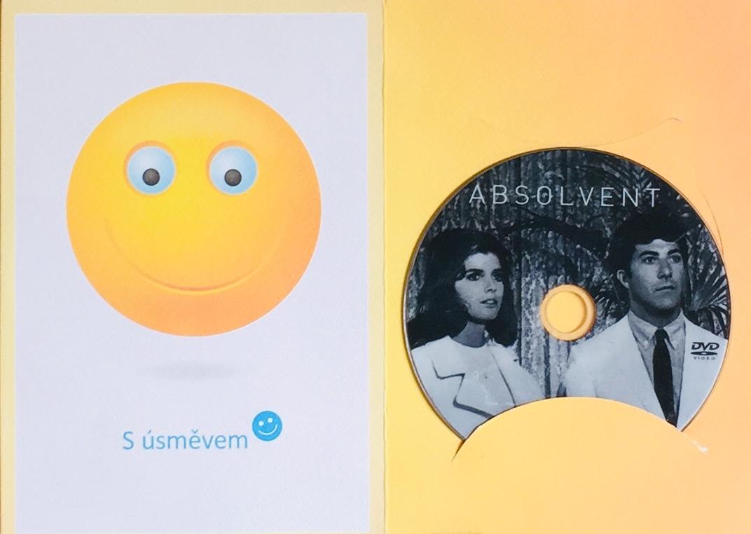 Absolvent - DVD /dárkový obal/