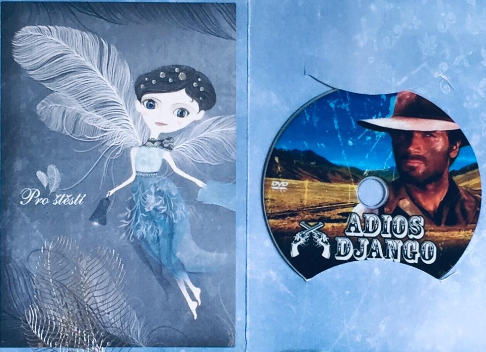 Adios Django - DVD /dárkový obal/