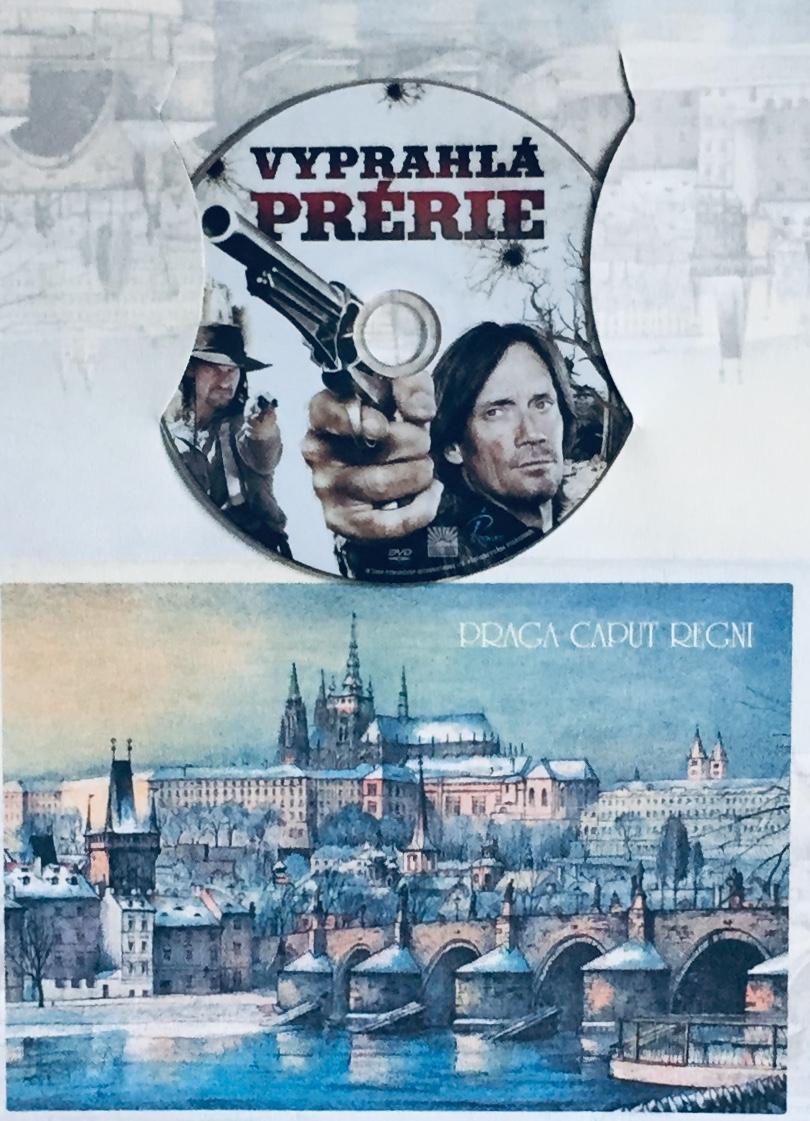 Vyprahlá prérie - DVD /dárkový obal/