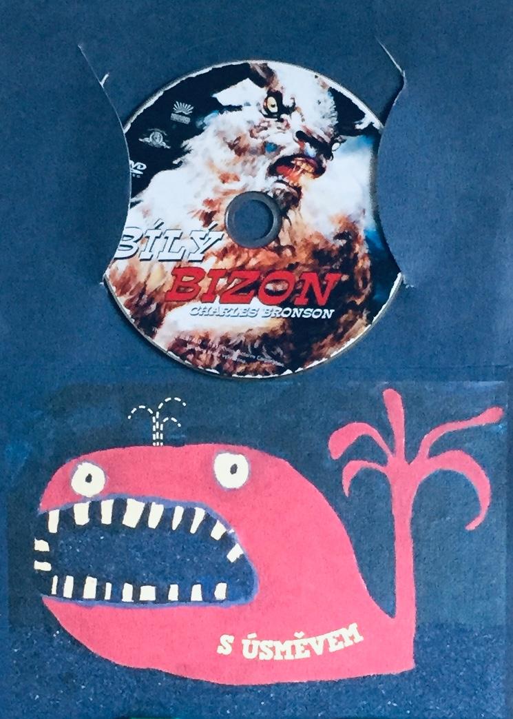 Bílý bizon - DVD /dárkový obal/