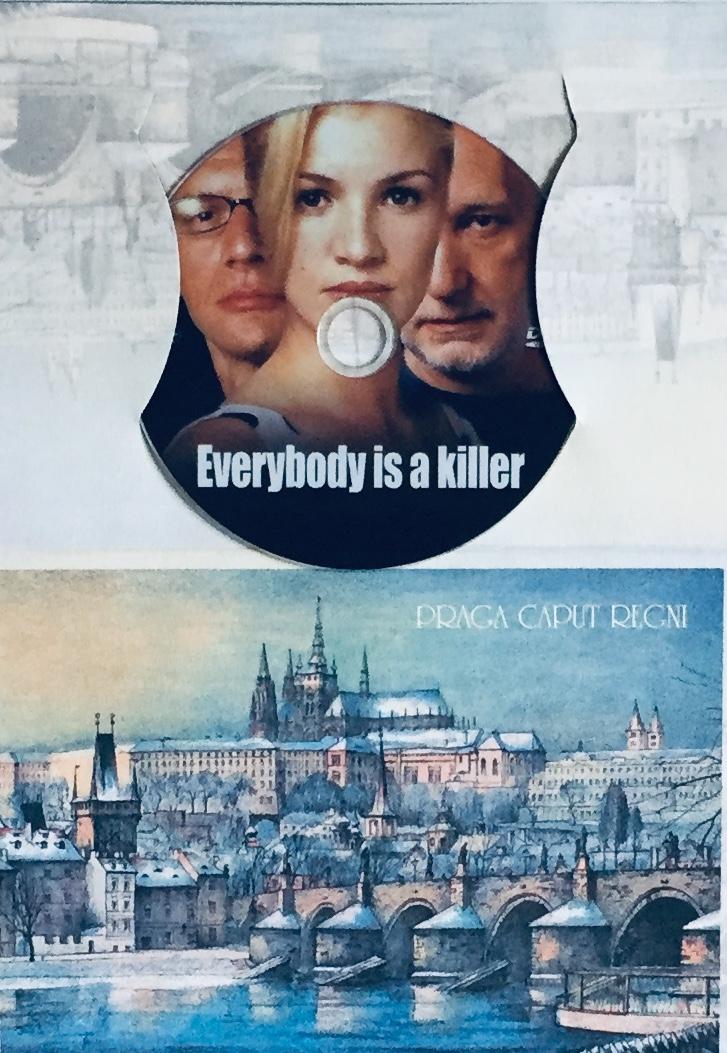Everybody is a Killer / Zabij mě s citem - DVD /dárkový obal/
