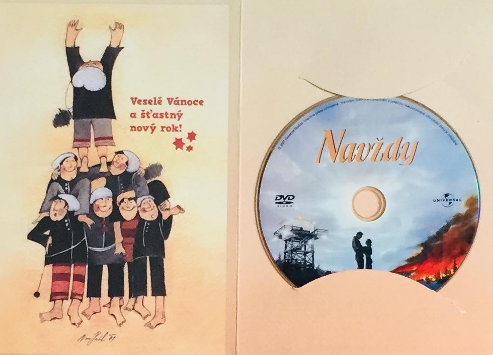 Navždy - DVD /dárkový obal/