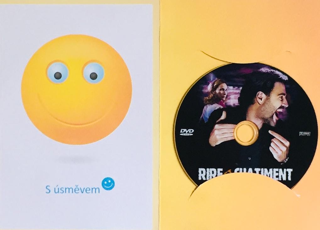 Rire et Chatment / Co vtip, to mrtvola - DVD /dárkový obal/