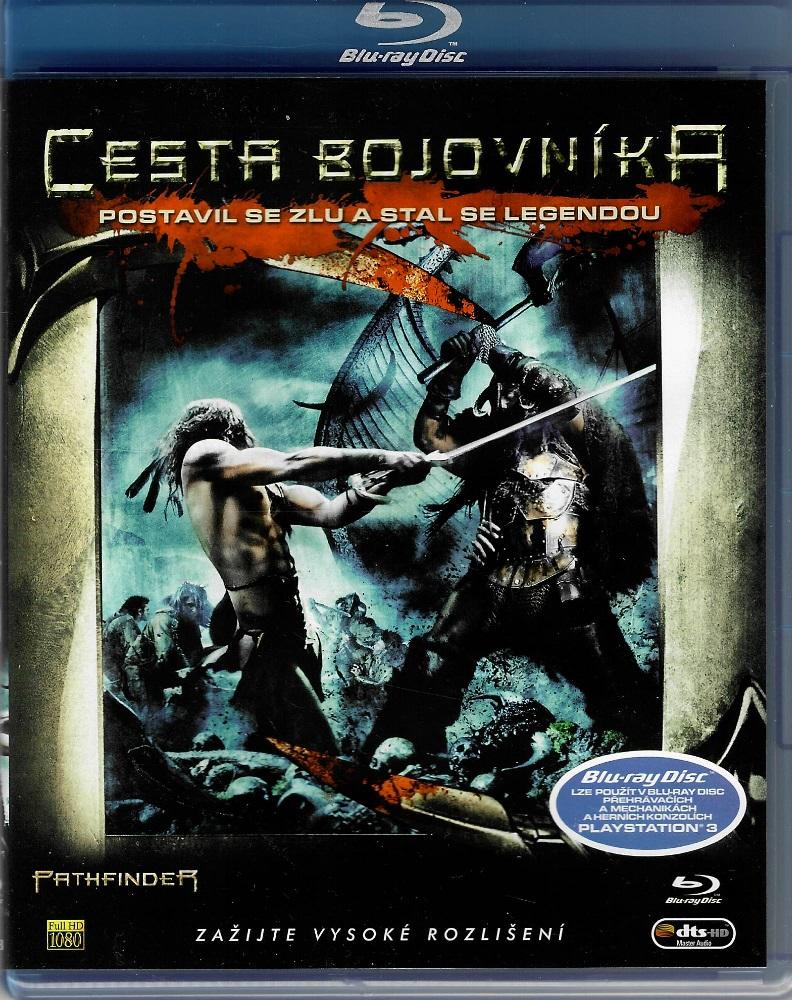 Cesta bojovníka - Blu-ray
