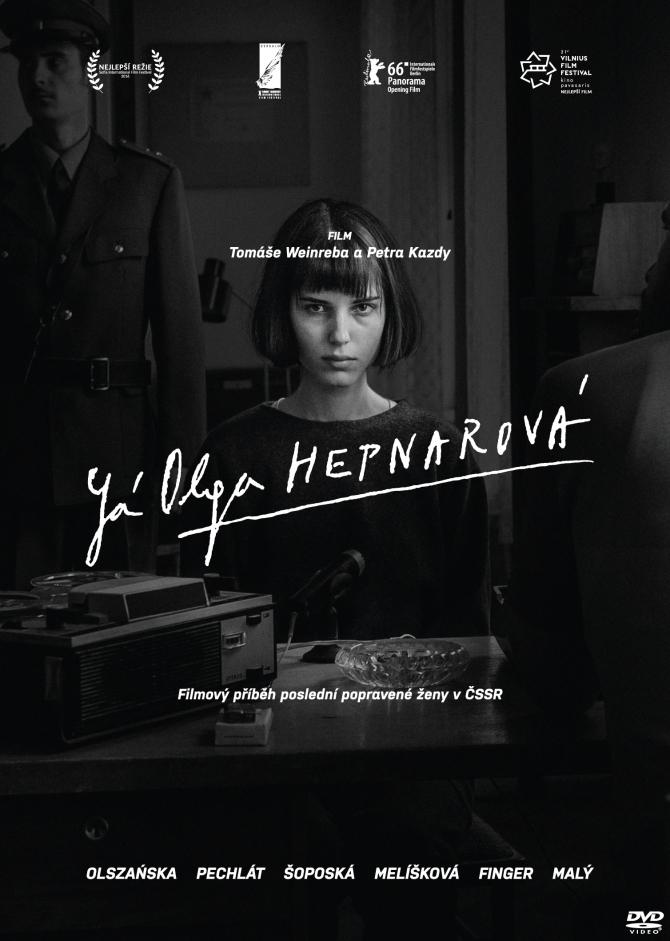 Já Olga Hepnarová - DVD /plast/