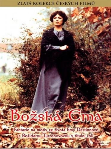 Božská Ema - Zlatá kolekce českých filmů - DVD /plast/
