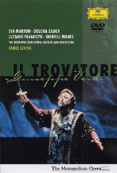 Giuseppe Verdi - Il Trovatore - DVD /plast/