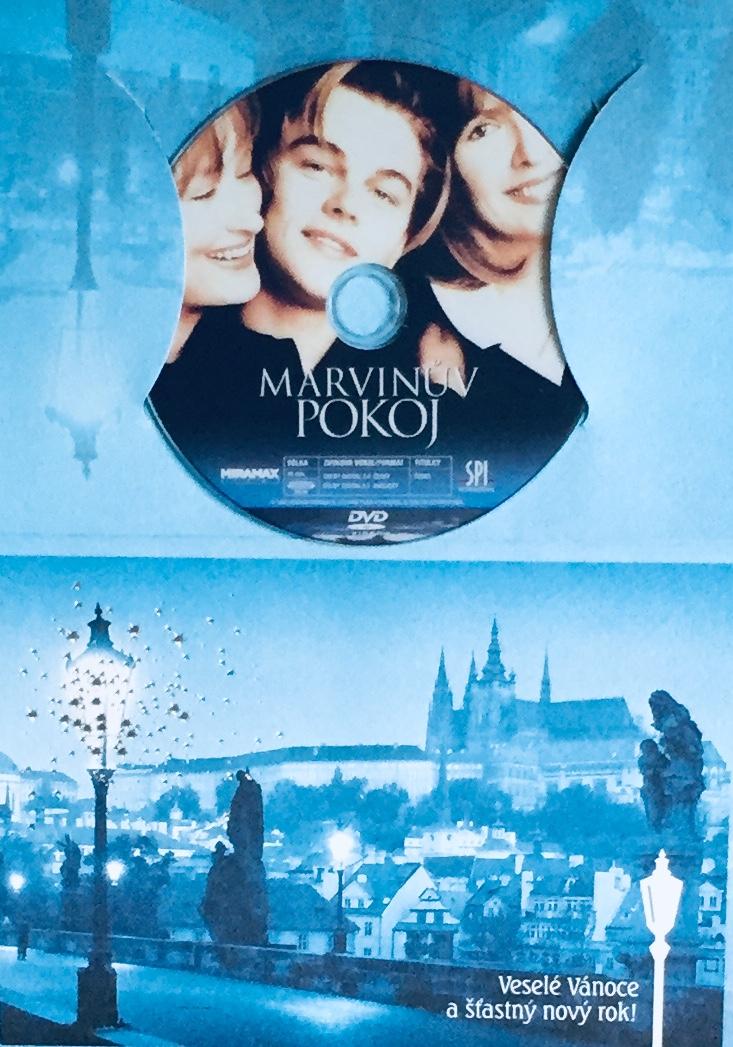 Marvinův pokoj - DVD /dárkový obal/