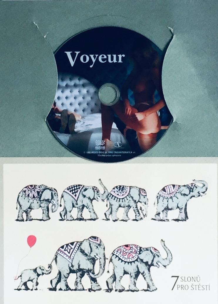 Voyeur - DVD /dárkový obal/