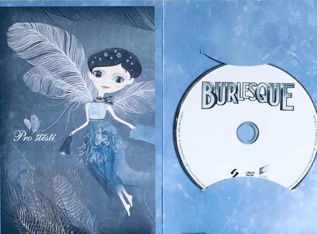 Burlesque / Varieté - DVD /dárkový obal/