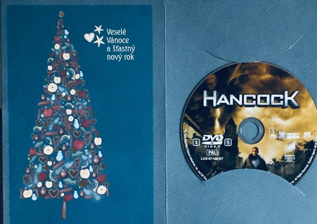 Hancock - DVD /dárkový obal/