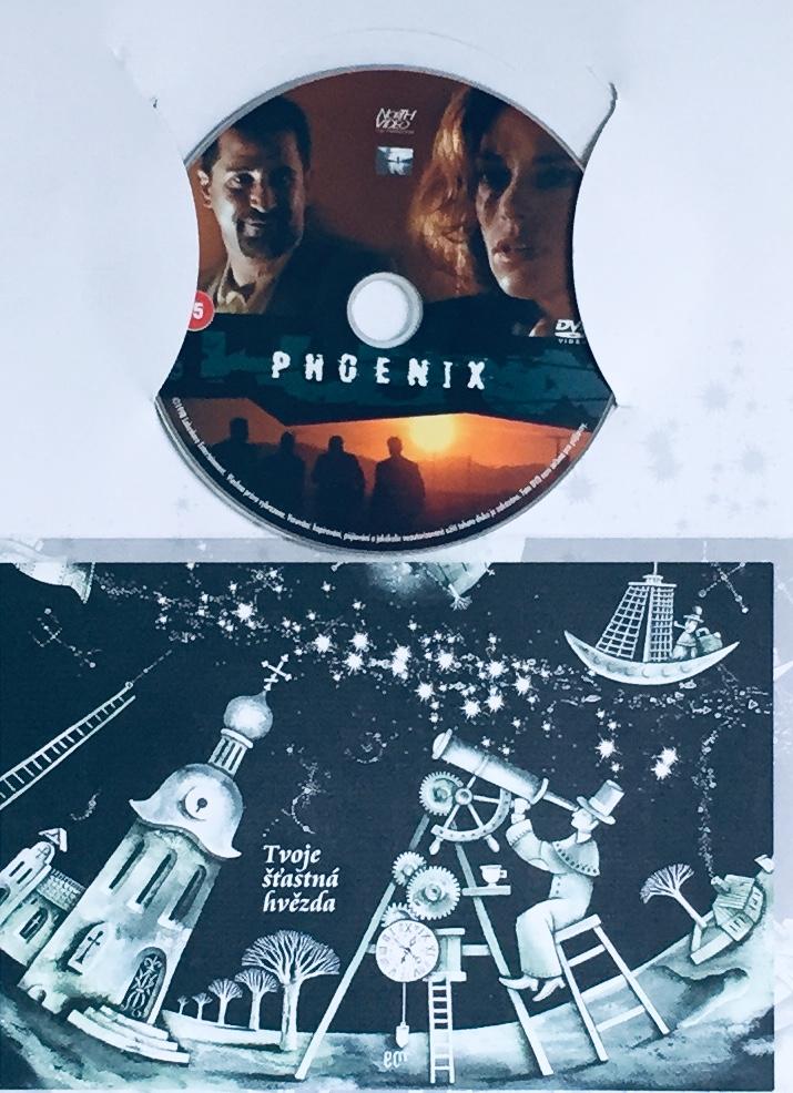 Phoenix - DVD /dárkový obal/