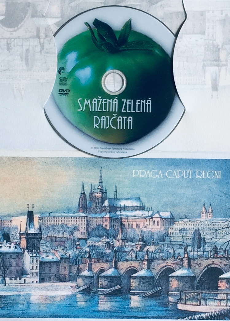 Smažená zelená rajčata - DVD /dárkový obal/