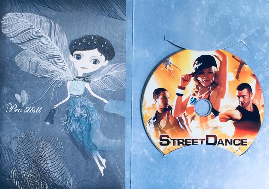 Street Dance - DVD /dárkový obal/