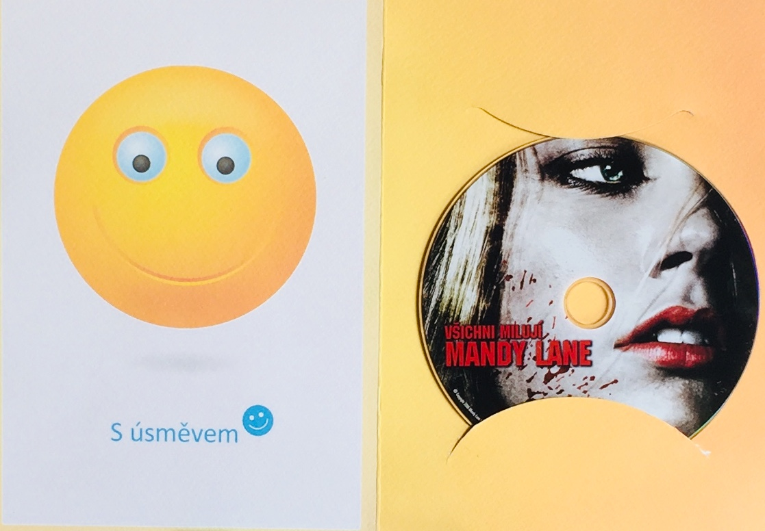 Všichni milují Mandy Lane - DVD /dárkový obal/