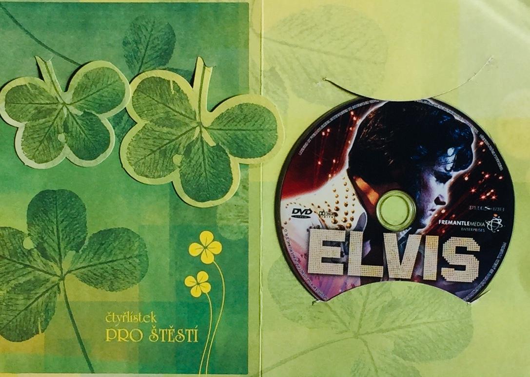Elvis - DVD /dárkový obal/
