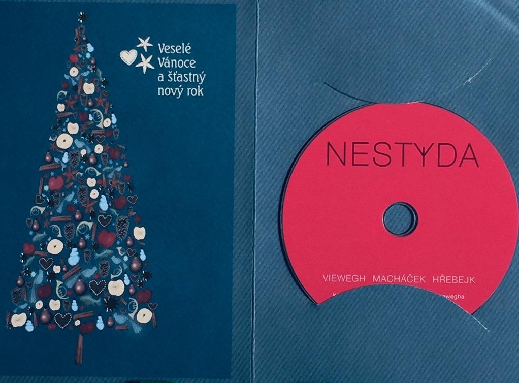 Nestyda - DVD /dárkový obal/