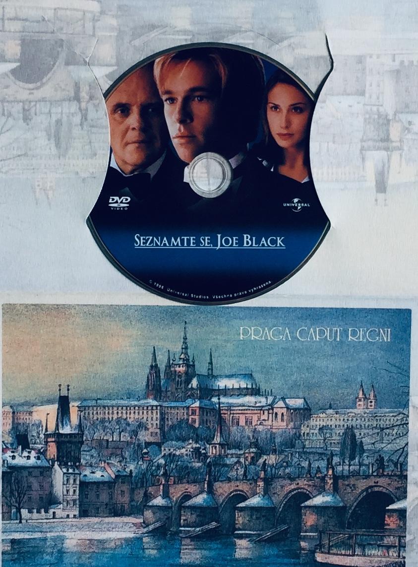 Seznamte se, Joe Black - DVD /dárkový obal/