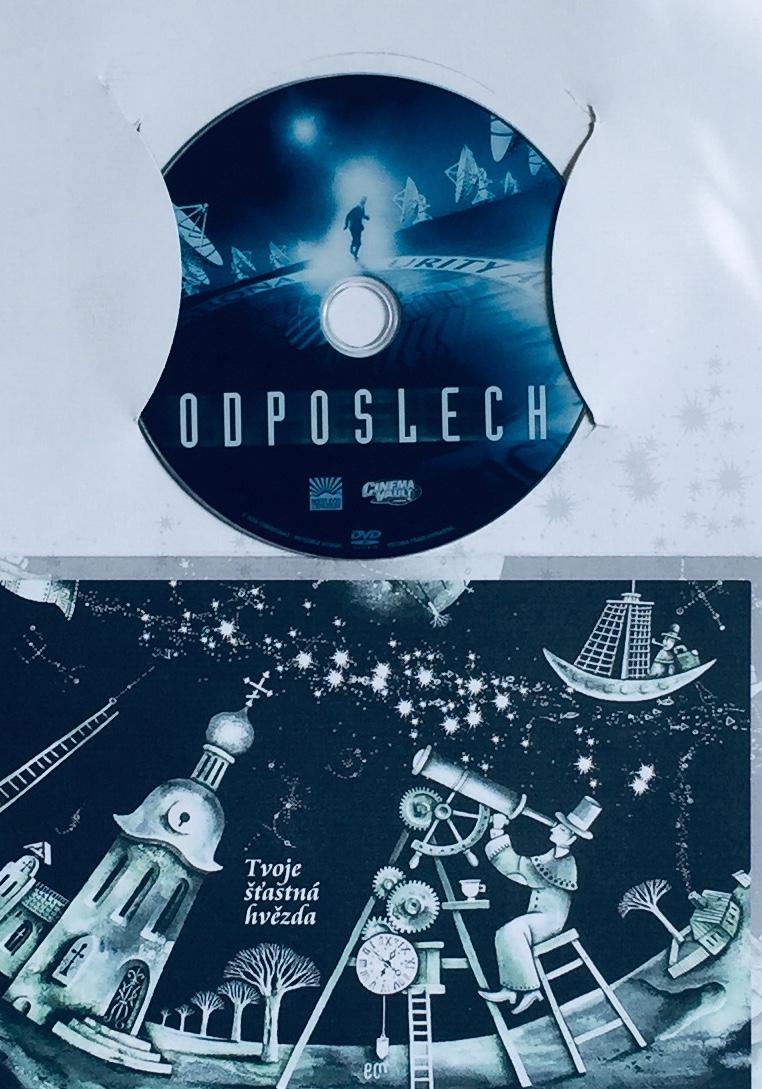 Odposlech - DVD /dárkový obal/
