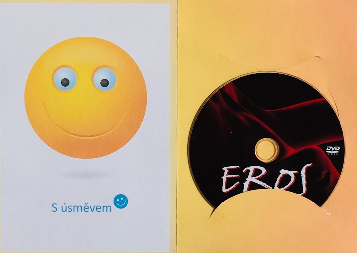 Eros - DVD /dárkový obal/