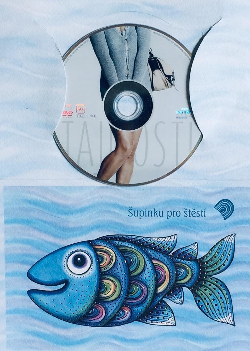 Tajnosti - DVD /dárkový obal/