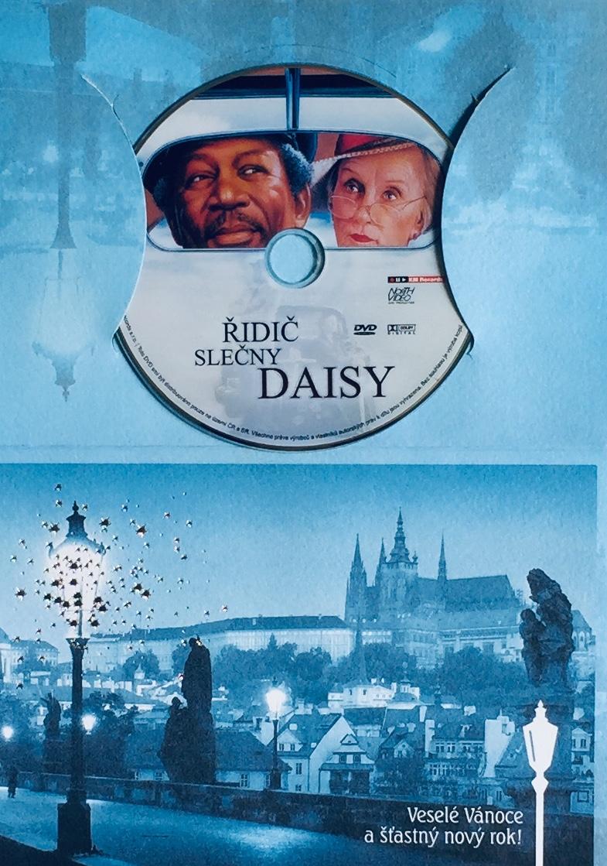 Řidič slečny Daisy - DVD /dárkový obal/