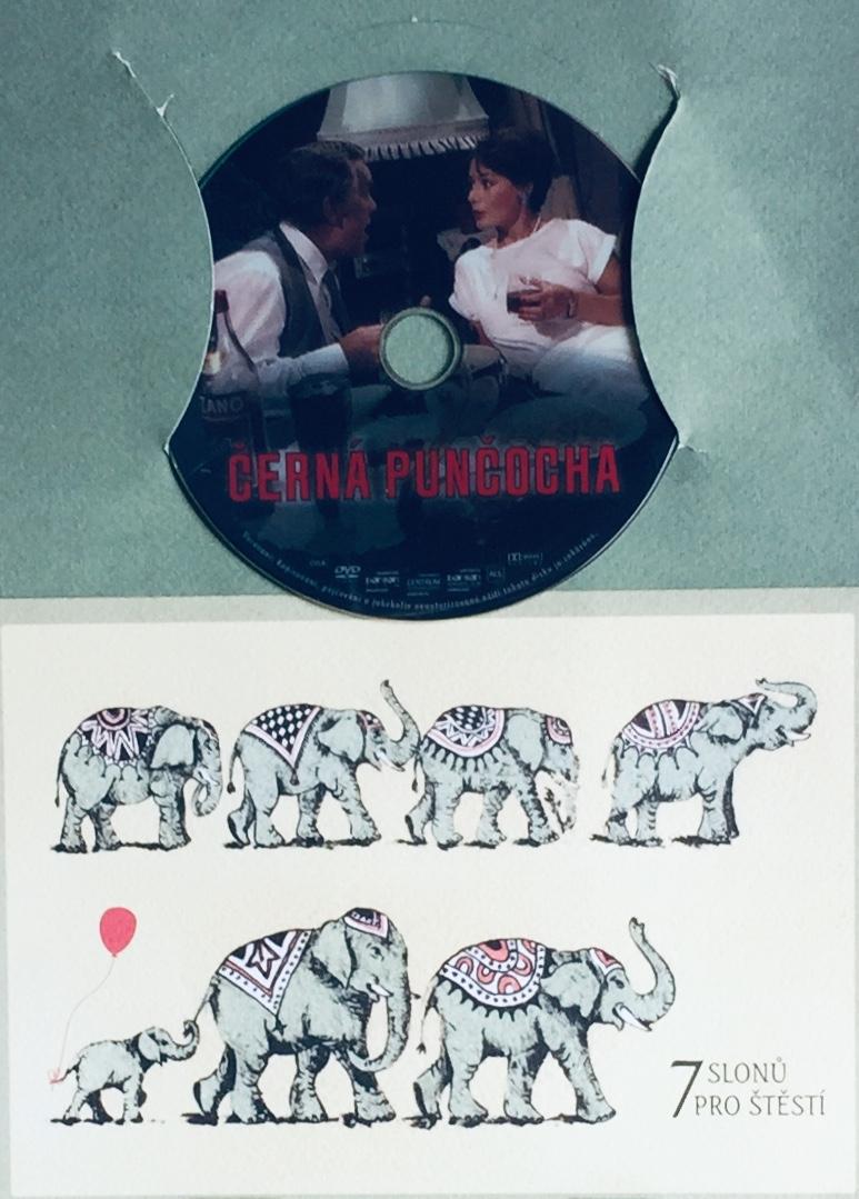 Černá punčocha - DVD /dárkový obal/
