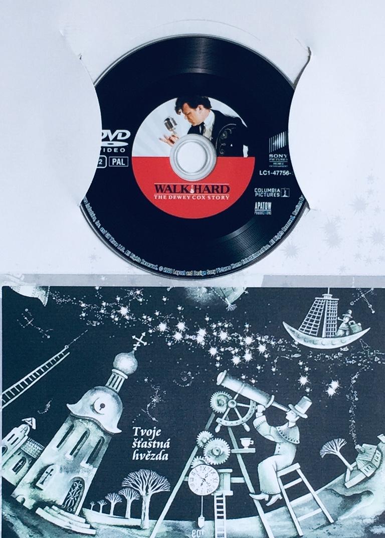 Walk Hard - The Dewey Cox Story / Neuvěřitelný život rockera Coxe - DVD /dárkový obal/