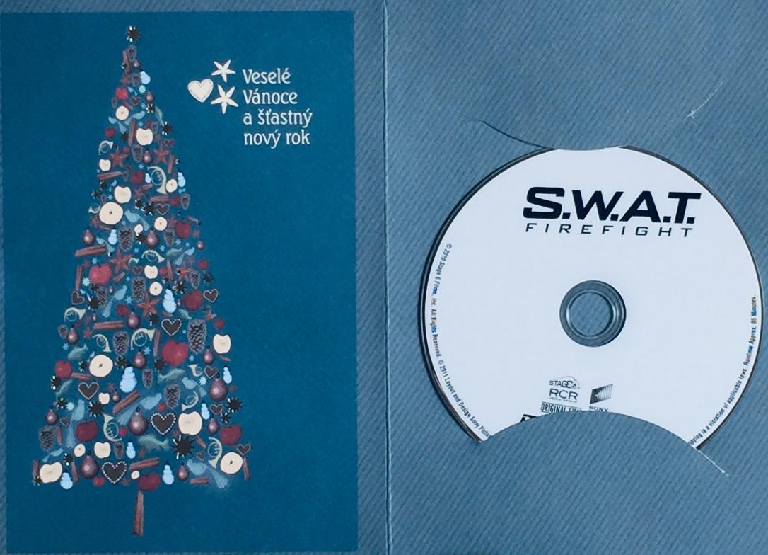 S.W.A.T. - Firefight / Pod palbou - DVD /dárkový obal/