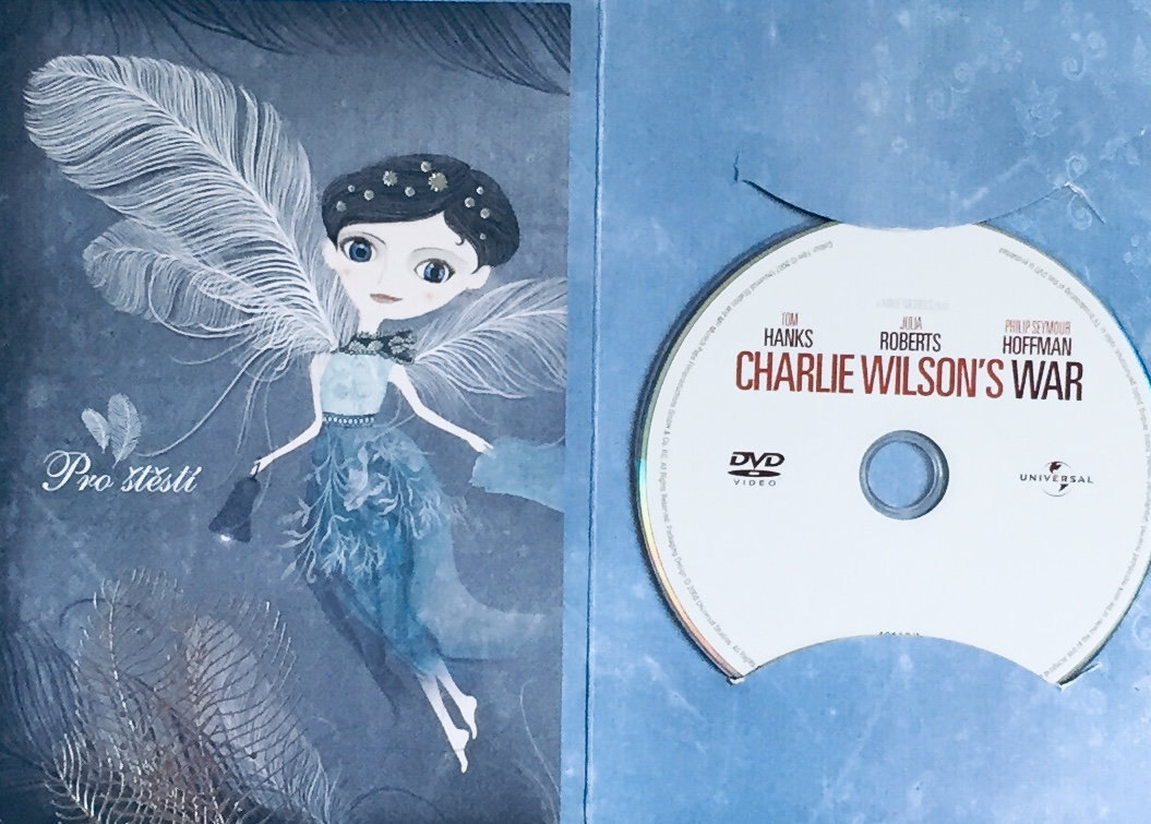 Charlie Wilson's War /  Soukromá válka pana Wilsona - DVD /dárkový obal/