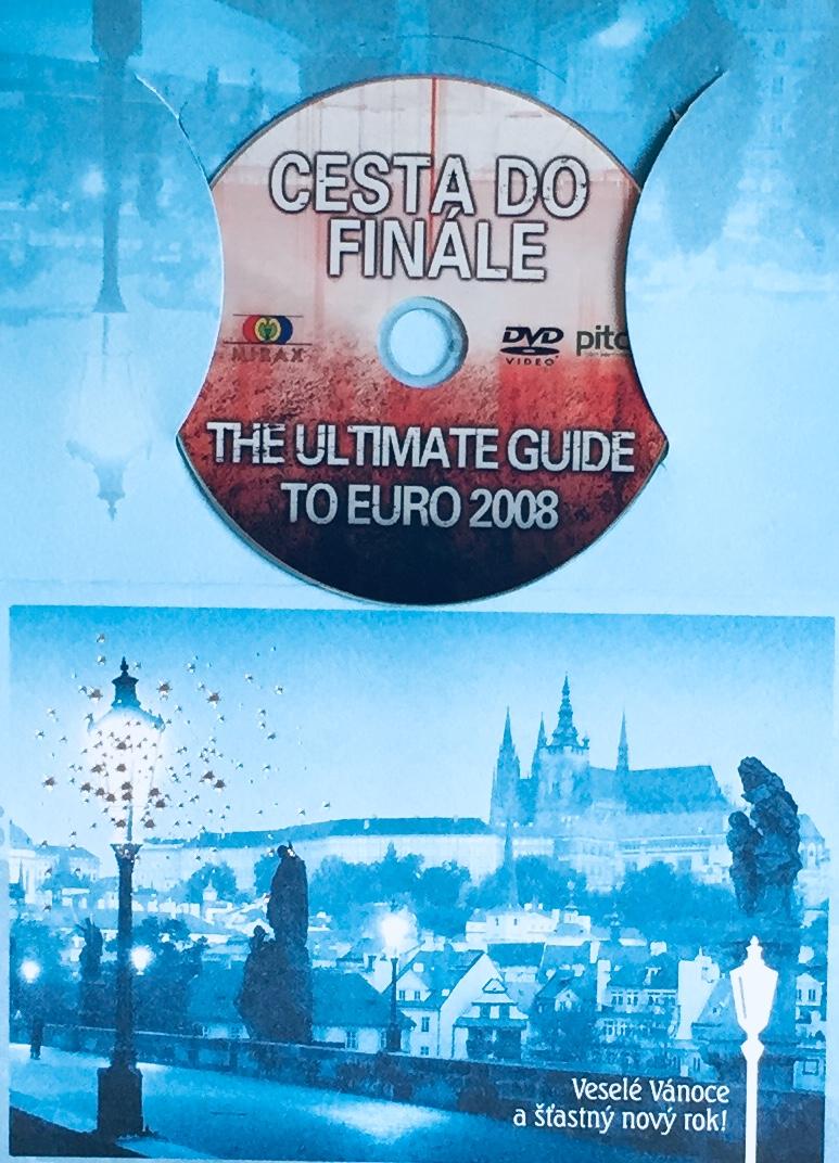 Cesta do finále - The Ultimate Guide to EURO 2008 - DVD /dárkový obal/