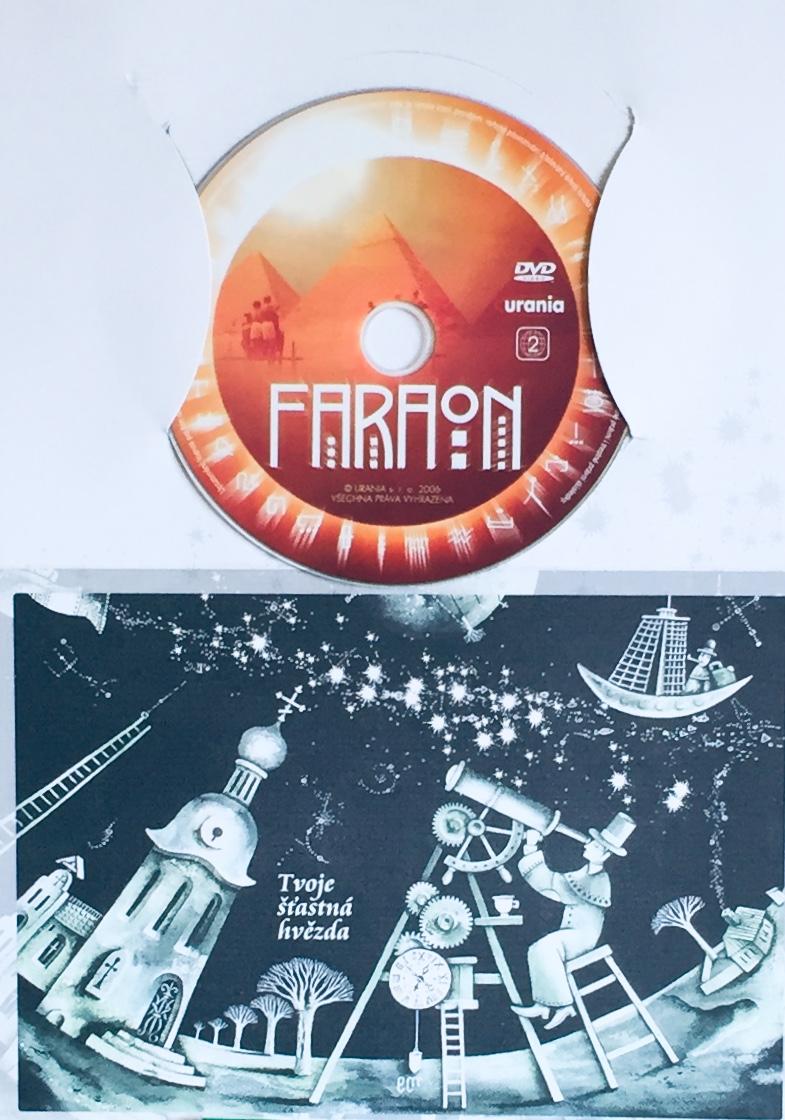Faraon - DVD /dárkový obal/