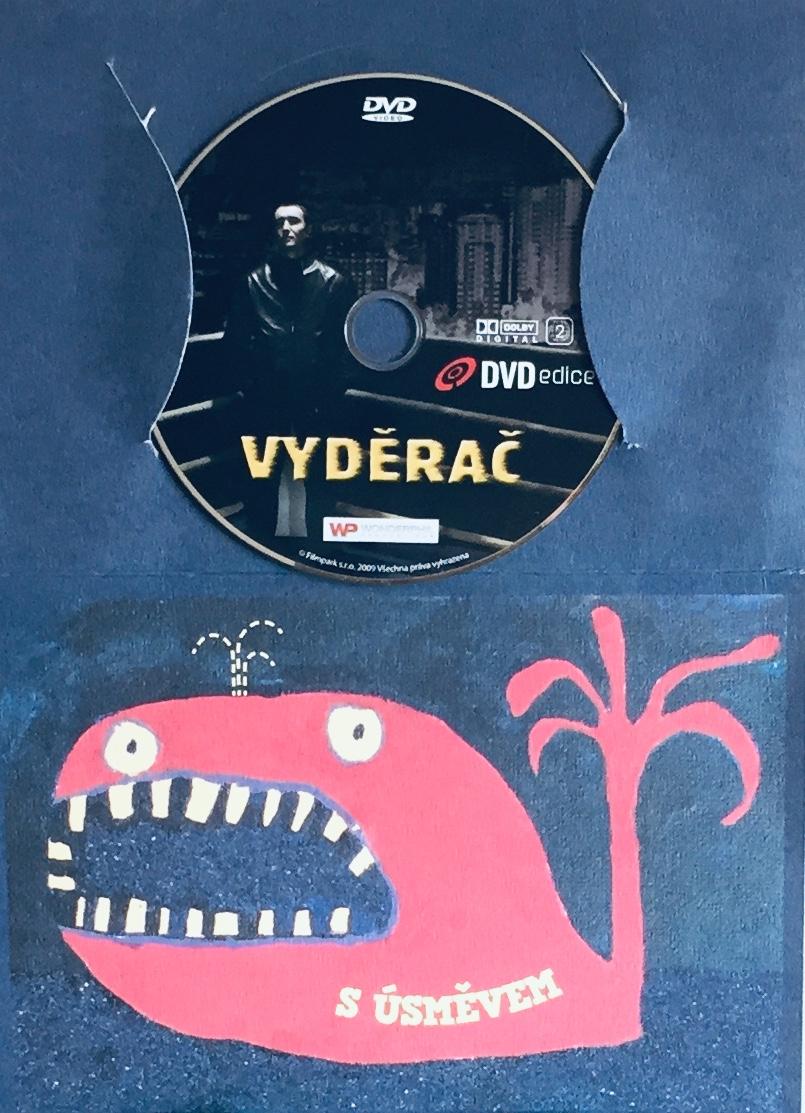 Vyděrač - DVD /dárkový obal/